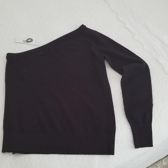 ANTONIO MELANI Sweaters - Antonio Melani one shoulder sweater
